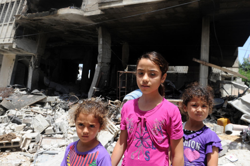 The Children of Gaza: A Generation Scarred & Under Siege