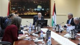 Unity govt to hold 1st meeting in Gaza as Israel issues permits