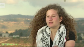 Video: Palestinian Teen Eyes Future as 'Famous Lawyer'
