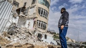 Israeli demolitions and police raids on Palestinian towns 'threaten public health' during pandemic