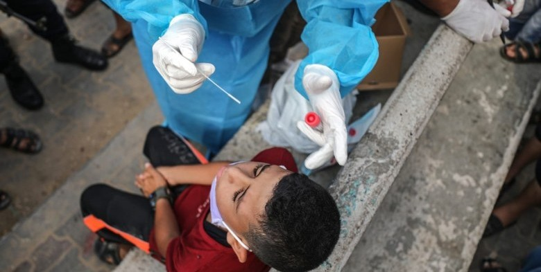Fact Sheet: Israel's Responsibility to Vaccinate Palestinians During the Pandemic